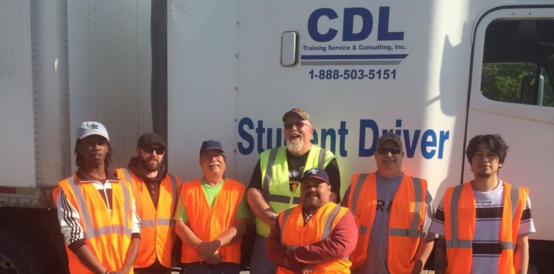 CDL training service hero